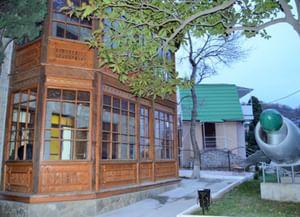 Музей дважды Героя Советского Союза Амет-Хана Султана