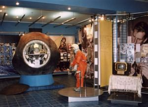 Музей «Космос» на родине В.В. Терешковой