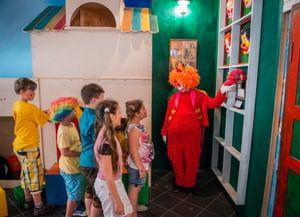 Интерактивный музей «Дом клоуна»