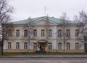 Презентационно-выставочный зал музея-заповедника «Кижи»