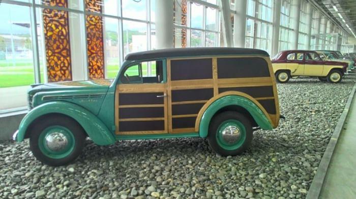 Сочинский музей ретро-автомобилей