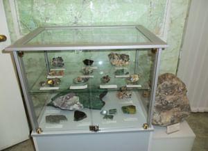 Музей «Самоцветная полоса Урала»