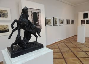 Новый выставочный зал Музея городской скульптуры