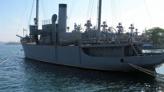 Мемориальный корабль «Красный вымпел»
