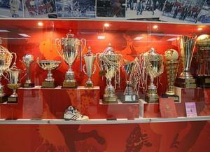 Музей профессионального баскетбольного клуба ЦСКА