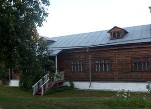 Музей-усадьба Л. Н. Толстого в с. Никольское-Вяземское