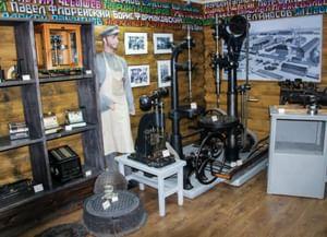 Политехнический музей «Удивительный мир механизмов и машин»