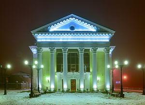 Концертный зал органной икамерной музыки «Родина» г. Челябинск