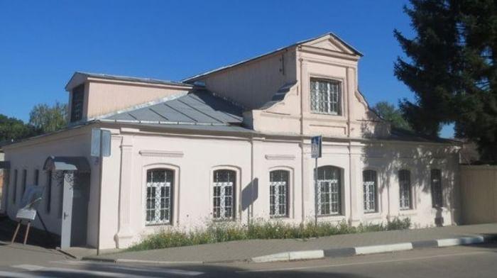 Отдел художественных ремесел музея-заповедника «Абрамцево»