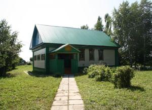 Меморальный дом-музей М. Уметбаева