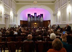 Малый зал Консерватории