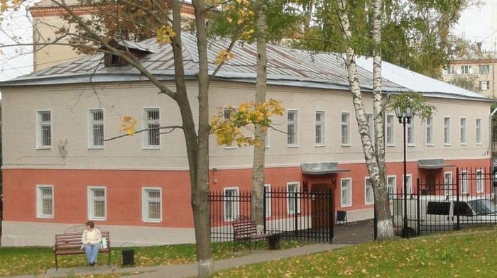 Здание усадебной «Людской» (выставочный зал музея)