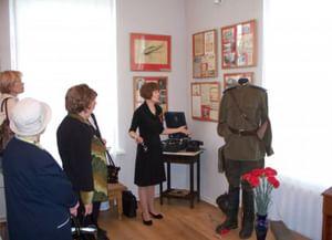 Выставочный зал Орловского объединенного государственного литературного музея И. С. Тургенева