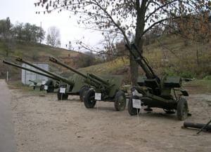 Военно-исторический комплекс Аксайского военно-исторического музея