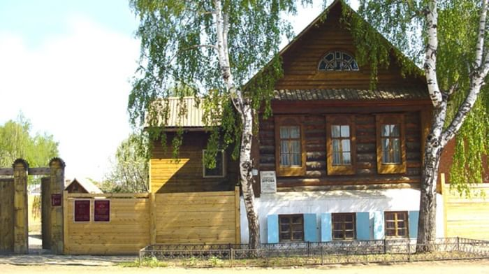 Музей-усадьба Н.А. Дуровой