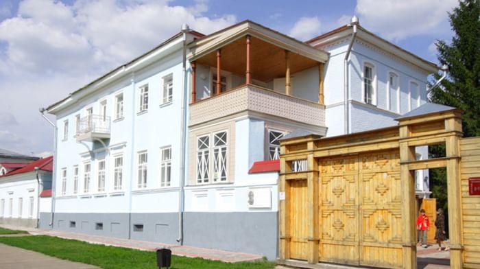 Дом-музей И. И. Шишкина