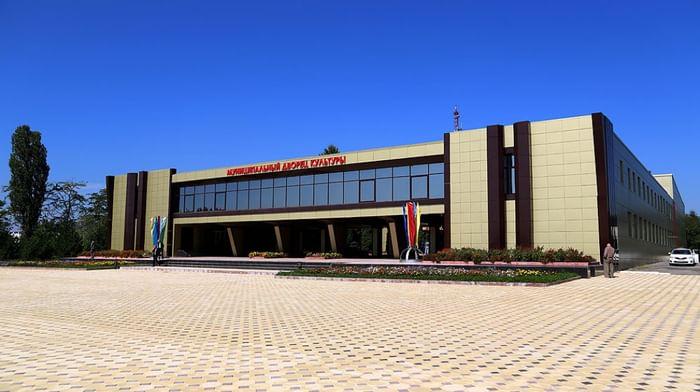 Ингушский государственный драматический театр имени Идриса Базоркина