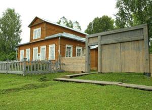 Музей-заповедник «Рябово»