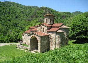 Нижне-Архызский архитектурно-археологический комплекс