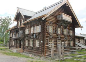 Шелтозерский вепсский этнографический музей