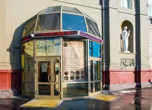Театр «Центр драматургии и режиссуры» на Беговой