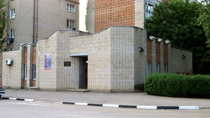Выставочный зал «Меценат»