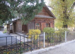Дом-музей В.И. Чапаева вг.Балаково
