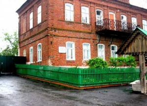 Поимский историко-архитектурный музей