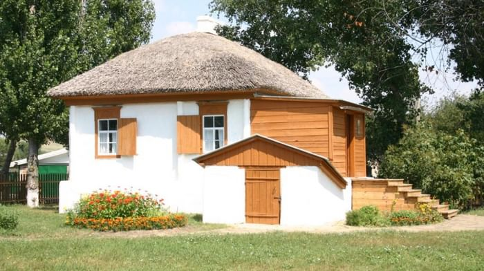Дом, в котором родился М. А. Шолохов (Музей-заповедник М. А. Шолохова)