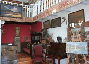 Дом-музей М. А. Волошина в Коктебеле