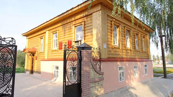 Литературный музей им. М. И. Цветаевой
