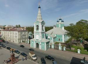 Музей-памятник «Сампсониевский собор»