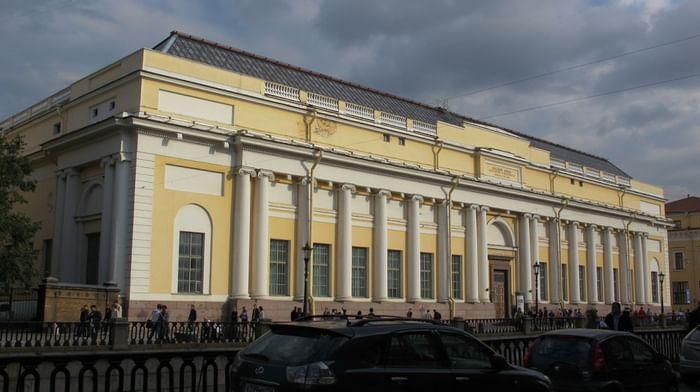 Государственный Русский музей. Корпус Бенуа