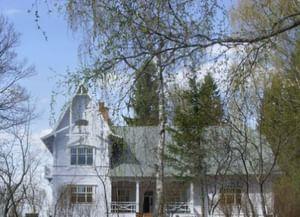 Центр культуры и искусства — дача «Чайка» художника В.К. Бялыницкого-Бируля