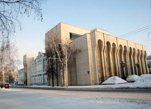 Стерлитамакский государственный башкирский драматический театр