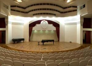 Концертный зал Центральной музыкальной школы
