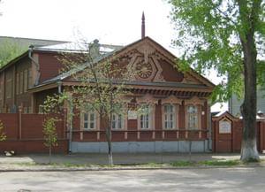 Музей «Градостроительство и архитектура Симбирска-Ульяновска»