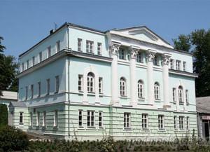 Мемориальный музей композитора Г.В. Свиридова