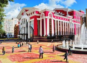 Государственный музыкальный театр имени И.М. Яушева Республики Мордовия