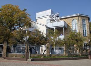 Историко-культурный, мемориальный музей-заповедник «Киммерия М.А. Волошина»
