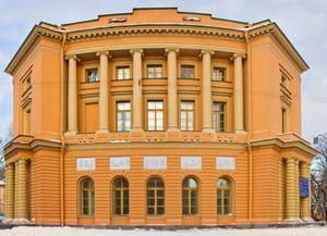 Центр мультимедиа Русского музея г. Санкт-Петербург