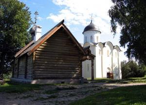 Староладожский историко-архитектурный и археологический музей-заповедник