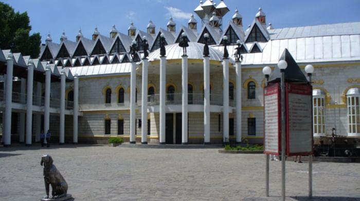 Воронежский государственный театр кукол им. В.А. Вольховского