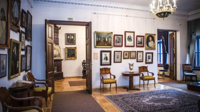 Мемориальный музей-квартира семьи актеров Самойловых