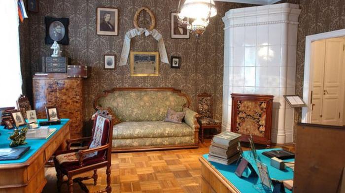 Музей-квартира Н. А. Римского-Корсакова