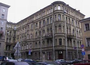 Музей «Разночинный Петербург». Выставочный зал – Б. Казачий пер., 9