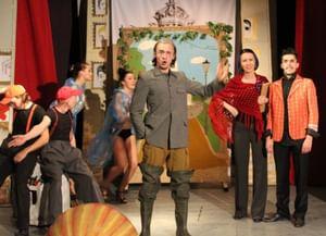 Учебный театр СГИК