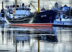Рыболовное судно «СРТ-129»