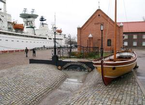 Выставочные корпуса «Морской Кёнигсберг-Калининград» и «Пакгауз»