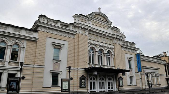 Государственный академический Малый театр России. Сцена на Ордынке